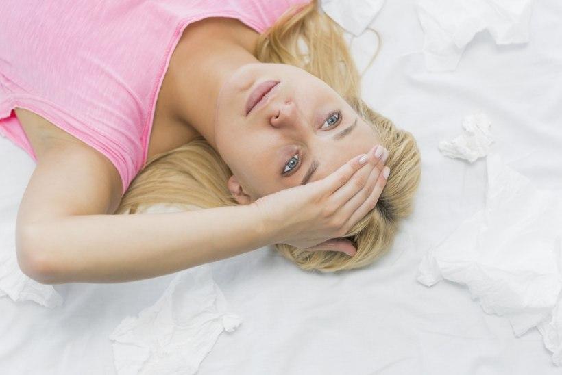 HALB LÕHN JA ILM: kas sina tead, mis kõik võib peavalu põhjustada?