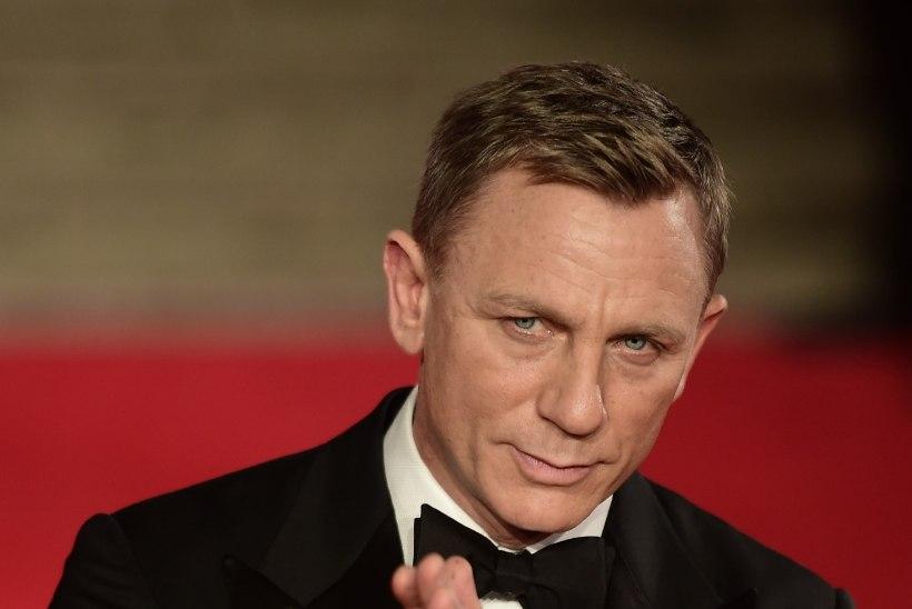 Palju õnne, Daniel Craig! Blond Bond saab täna 50aastaseks