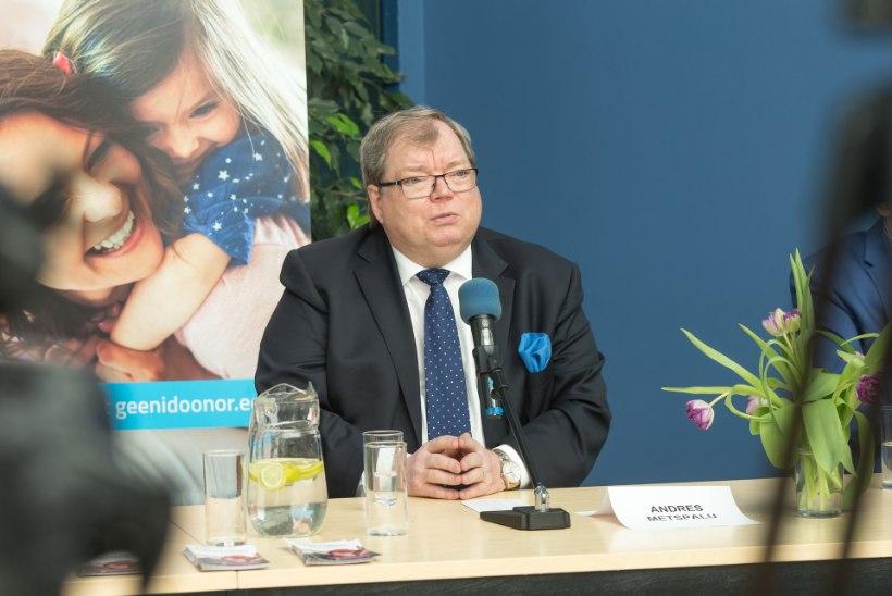 ÕL VIDEO | Laseme verd! Geenivaramu korjab kokku 15 protsendi Eesti elanike andmeid