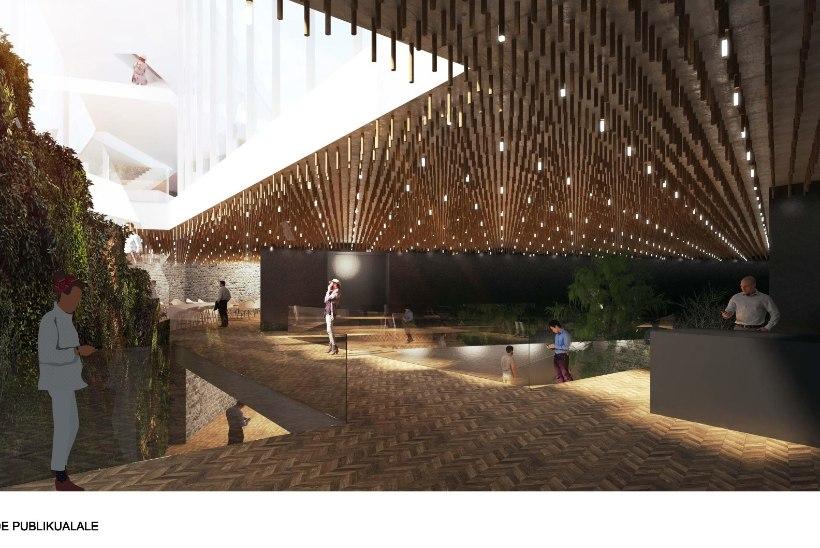 GALERII | Vaata, milline hakkab välja nägema Linnateatri uus hoone!