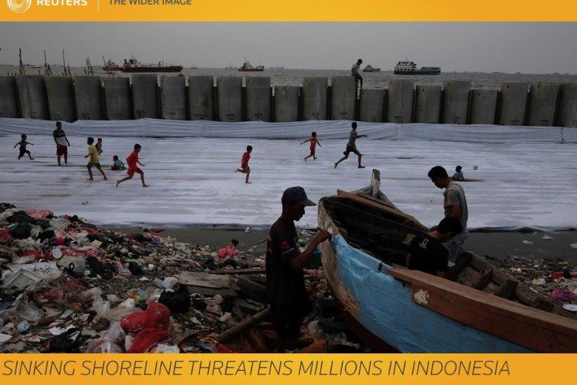 SÜNGE PROGNOOS: peagi on maakeral 143 miljonit kliimapagulast