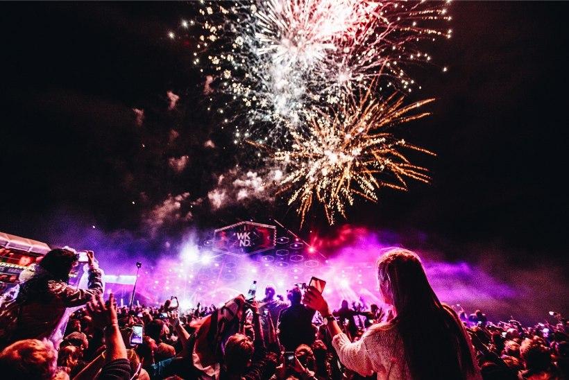 Mis järgmiseks? Weekendi festival saab EASilt kümneid tuhandeid eurosid