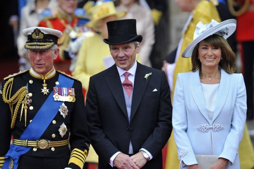 Raamat: Elizabeth II põlgas Camillat, Charles omakorda Middletone