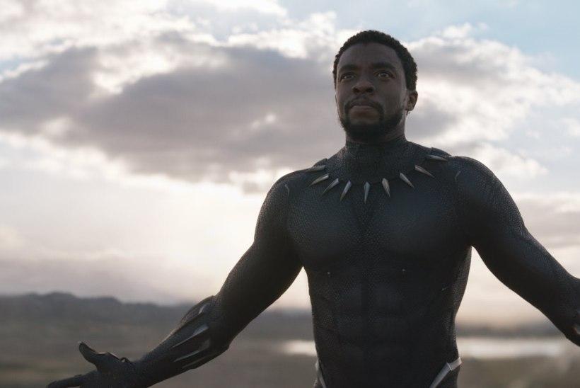 """SÄUTSUREKORD! Märulifilmi """"Must panter"""" on Twitteris mainitud 35 miljonit korda!"""