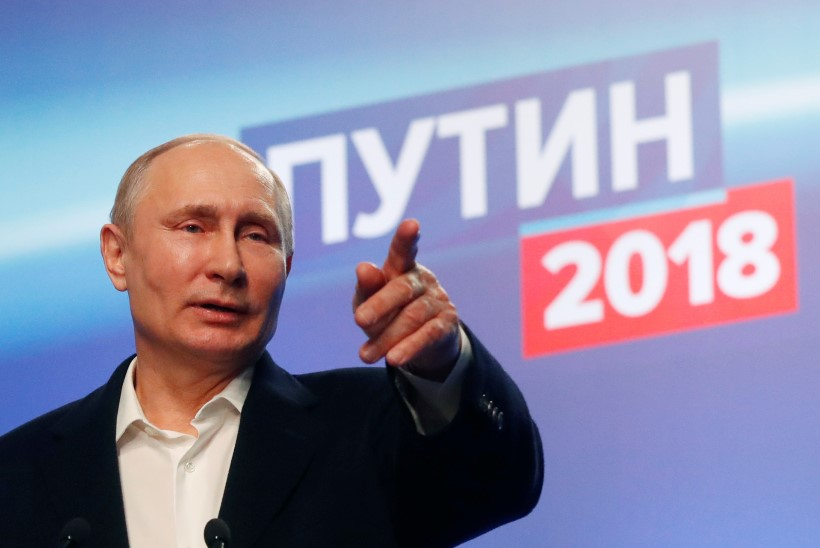 SELGELTNÄGIJA VANGA ENNUSTUS: Vladimir Putinist saab maailmavalitseja