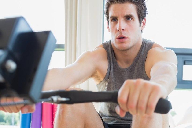 Miks ja kuidas treenida SÕUDEERGOMEETRIL?