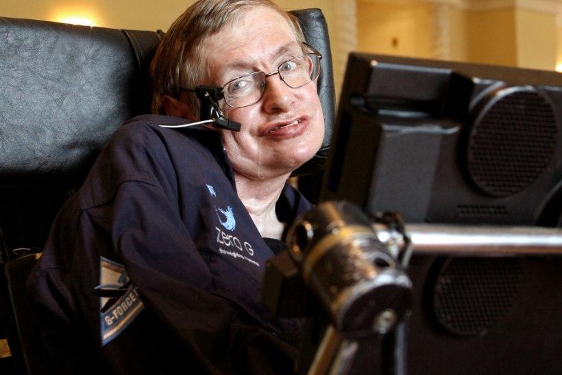 Kas Stephen Hawkingi sandistas hoopis lastehalvatus?