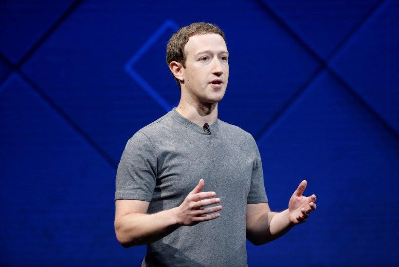 Zuckerberg vabandas Facebooki andmelekke pärast