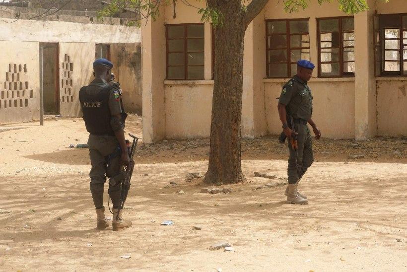 Veebruaris röövitud Nigeeria koolitüdrukud pääsesid vabadusse