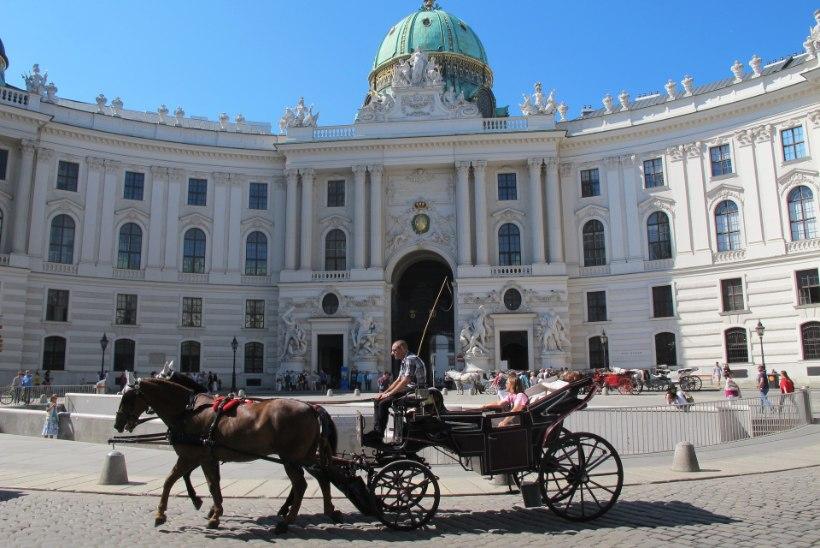 AUSTERLASED RÕÕMUSTAVAD: kõrgeima elukvaliteediga linn maailmas on üheksandat aasta järjest Viin