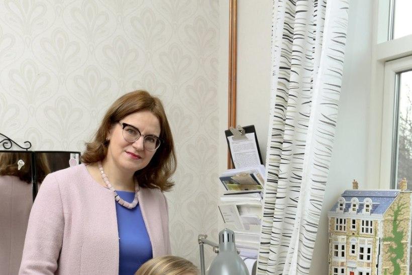 Liisa Pakosta: meil on kodus põhimõte, et lapsevanemad autojuhtidena ei tööta