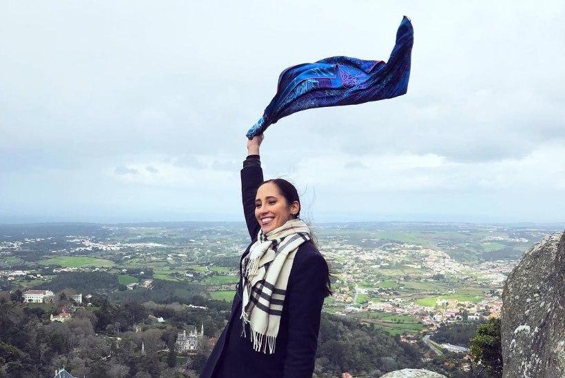 Elina Nechayeva seisis Portugalis silmitsi ohtliku kogemusega