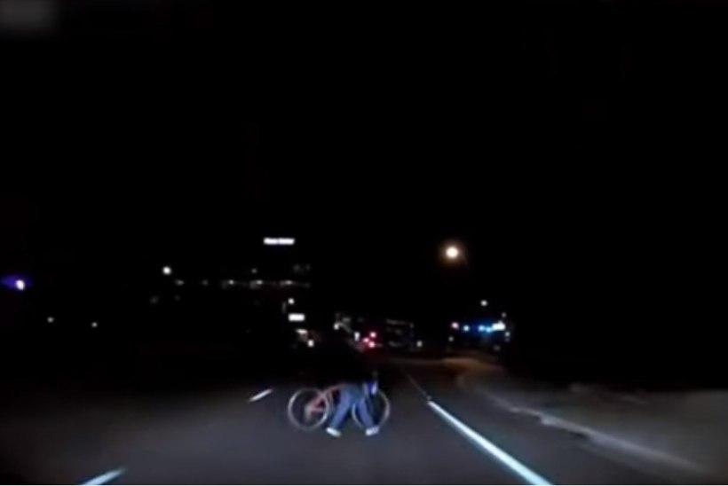 VIDEO   Teed ületav naine hukkub isesõitva auto rataste all