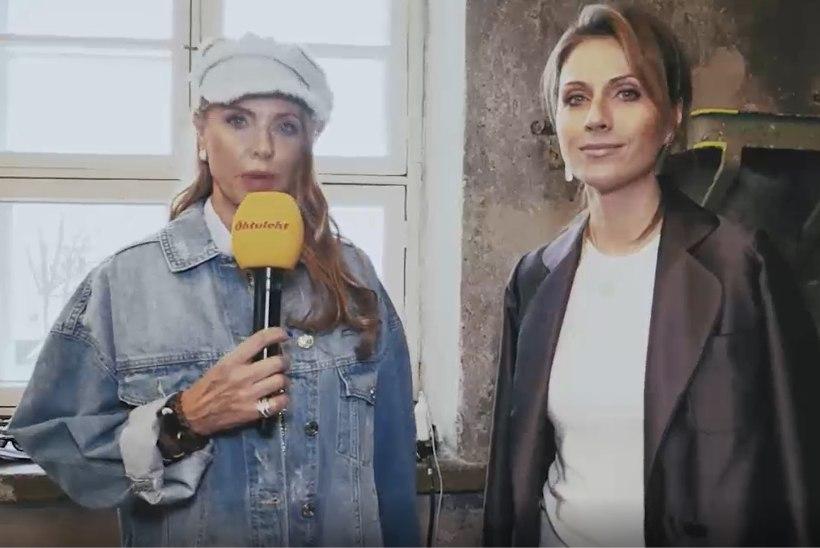 TFW   ÕL VIDEO: Millega meelitas Diana Arno Carmen Kassi oma moeshow'le?