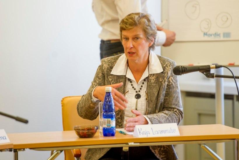 Merivälja kooli direktor lahkub ametist