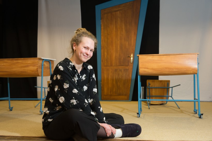 """Palgaline teatrivaataja Alissija: """"Pärast teise vaatuse algust uinusin üsna kiiresti. Jäin esimest korda oma karjääri jooksul teatris magama."""""""
