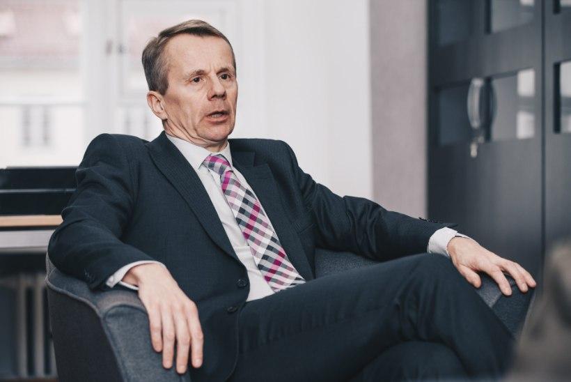 Jürgen Ligi: Laarile sobib nüüd ka astmeline tulumaks ja aktsiisiralli