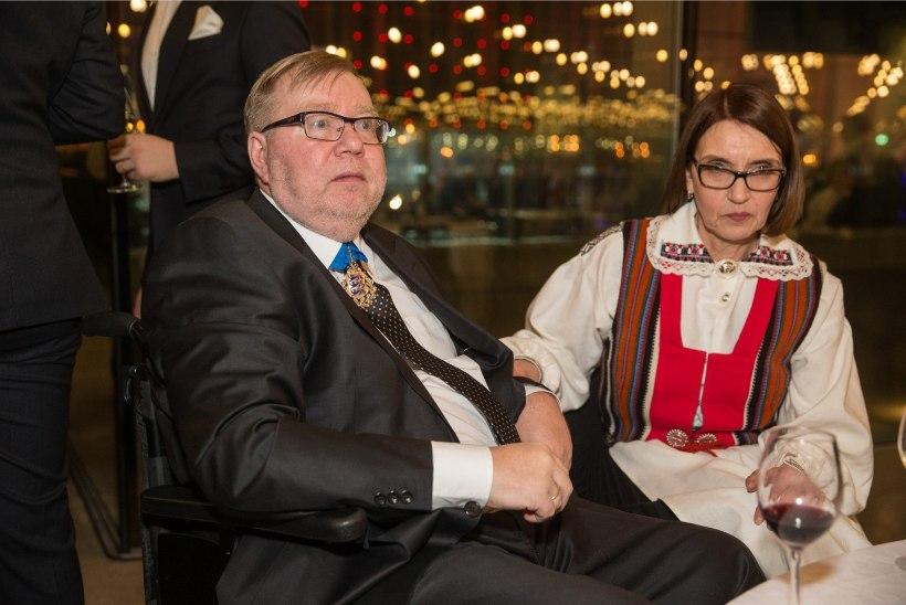 Kaljulaid soovib esitada Eesti Panga nõukogu esimeheks taas Mart Laari