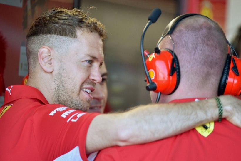 Kas Sebastian Vetteli juukseid lõikas tõesti lihunik?