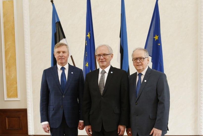 Vöim vöetud: riigikogu uuest juhatusest 2/3 kuulub otsustajate hulka ka Saaremaal
