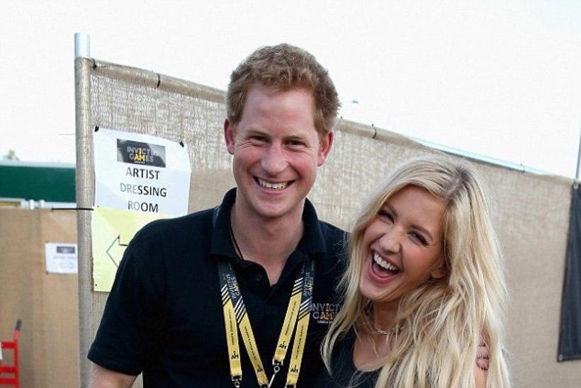 Prints Harry kutsus oma pulma ka eks-tüdruksõbrad