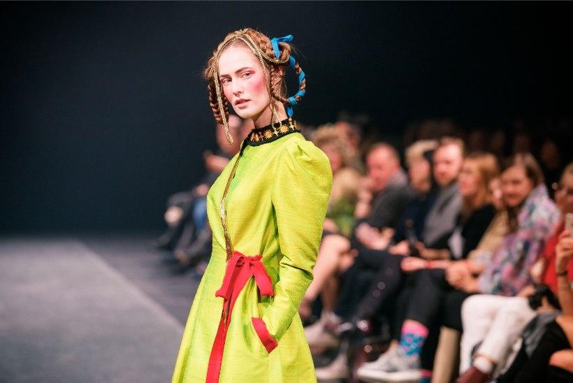VAATA JÄRELE | Tallinn Fashion Weekil mängiti glamuurne lõpuakord!