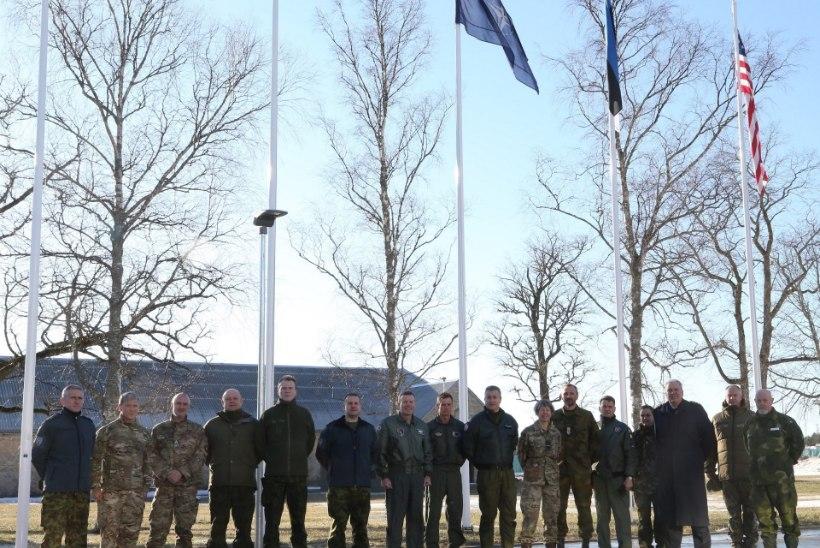FOTOD | Ämaris kohtusid Läänemere õhuvägede juhid