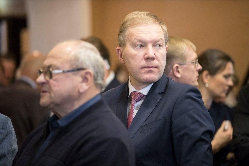 Mihkelson: Nord Streami seiskamine on diplomaatide väljasaatmisest mõjusam
