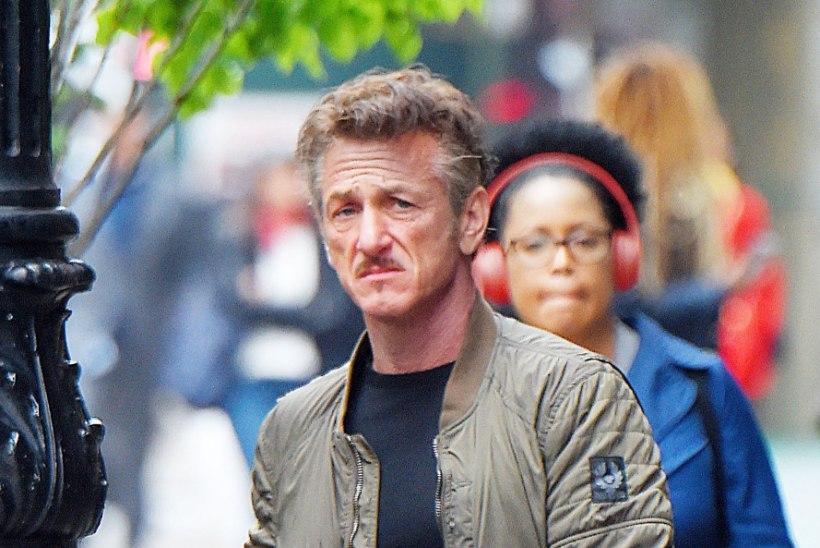 Sean Penn ei armasta enam näitlemist
