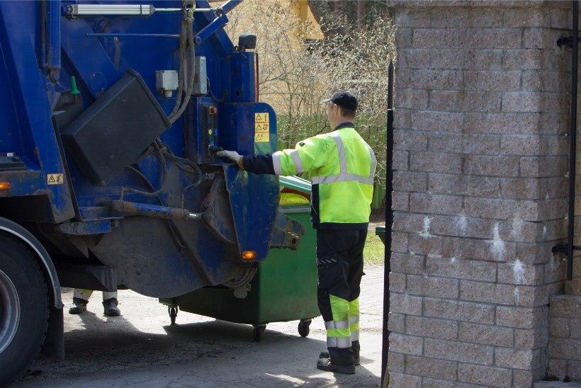 Firma sai Mustamäel jäätmete vedamata jätmise eest kopsaka trahvi