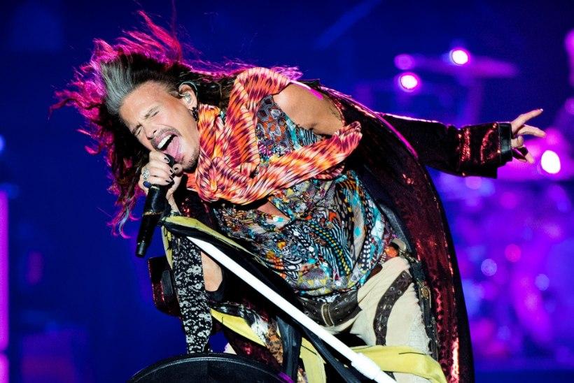 MÄLUMÄNG | Aerosmithi hitid