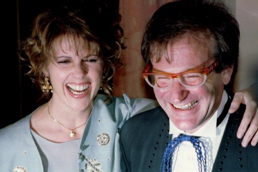 """""""Robin Williams käperdas mind võtteil ja kiskus end paljaks."""""""