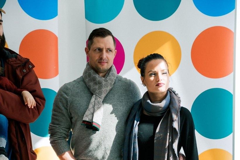"""""""Naabrist parem"""" Rasmus ja Elina: kindlasti ei ole meil selliseid probleeme, et me kaadri taga kuskil tülitseks"""
