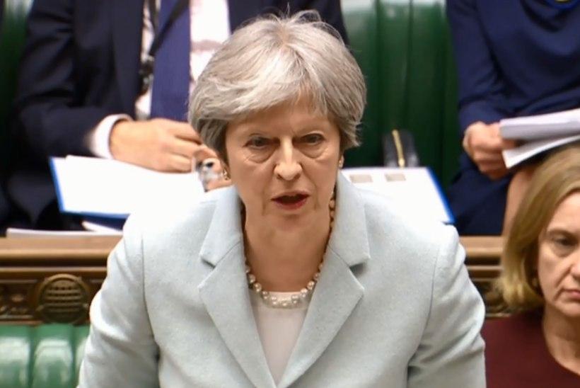 Theresa May: Salisburys oleks võinud surra üle 130 inimese
