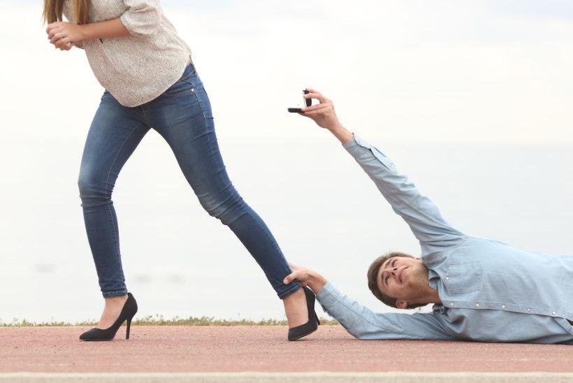5 põhjust, miks naised mehe ära põlgavad