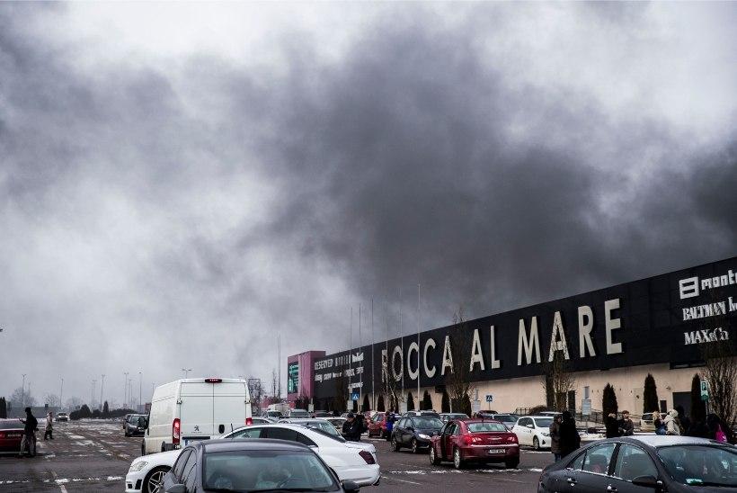 Venemaa suurpõlengu tagajärjel plaanitakse Eestis kaubanduskeskuste tuleohutusreide