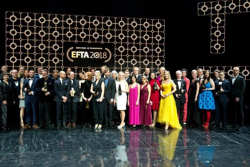 Katrin Pauts kritiseerib EFTA-sid: arusaamatud valikud ja segaduses žürii