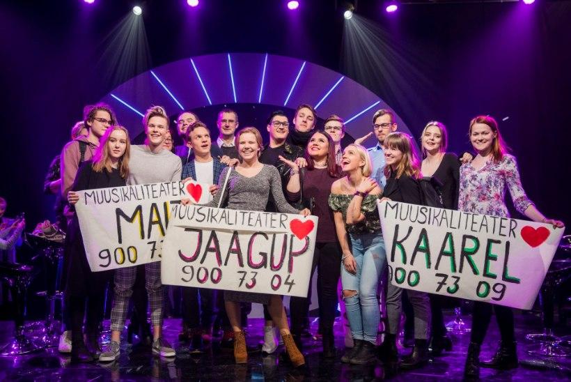 Vaata, millised lauljahakatised said teise võimaluse end superstaarisaate finaali laulda!