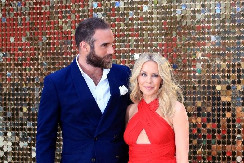 Kihluse purunemine viis Kylie Minogue'i närvivapustuseni