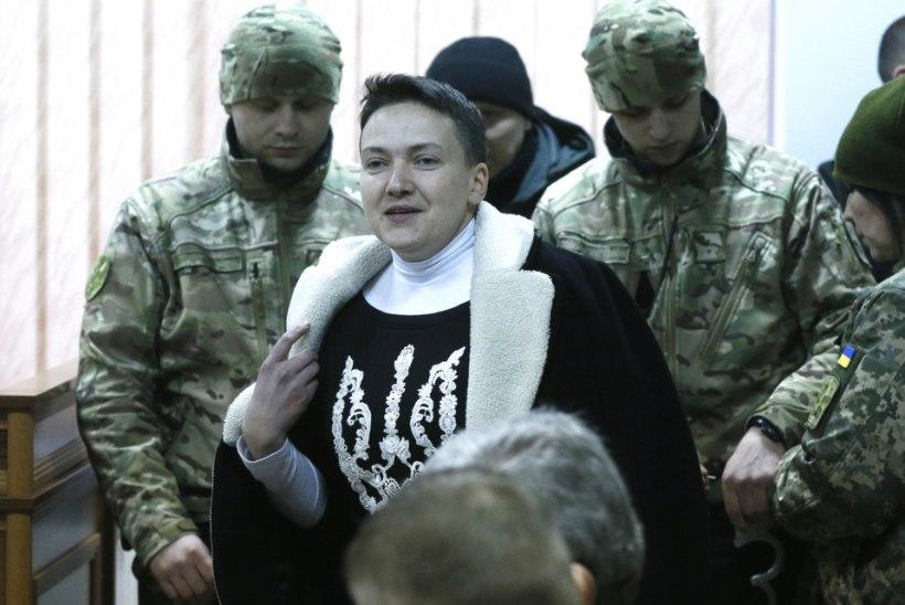 VAHISTATUD! Kas Ukraina kangelasest Nadija Savtšenkost sai tõepoolest terrorist?
