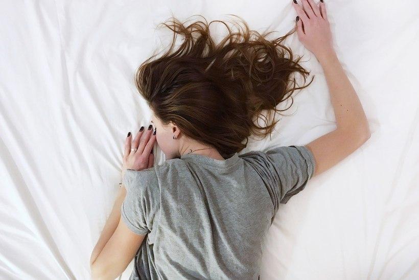 Sa ei saa korralikult magada? Proovi neid nippe!