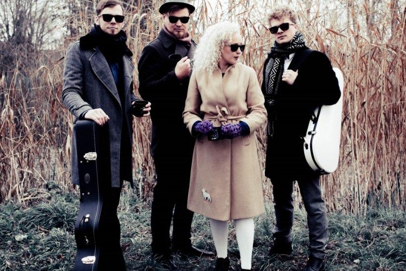 Curly Strings sõlmis lepingu maineka Saksamaa plaadifirmaga