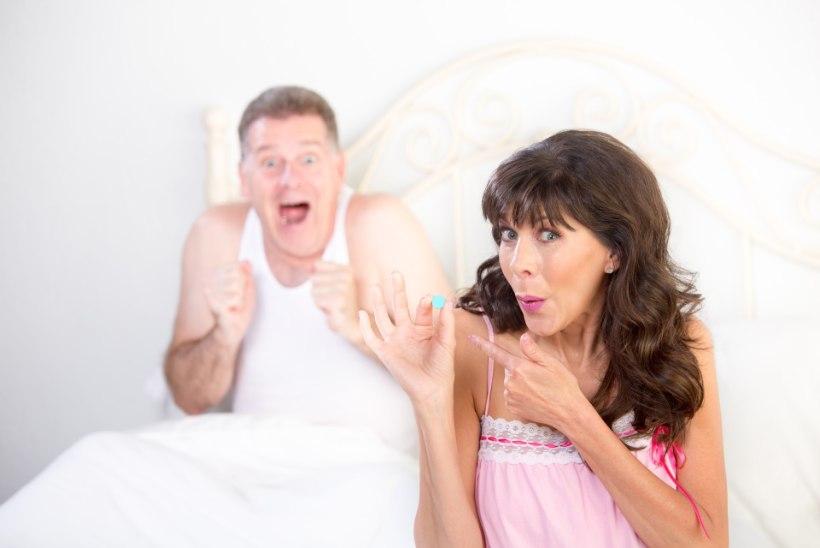 TA TÕUSEB TAAS: erektsiooniravim Viagra saab 20-aastaseks