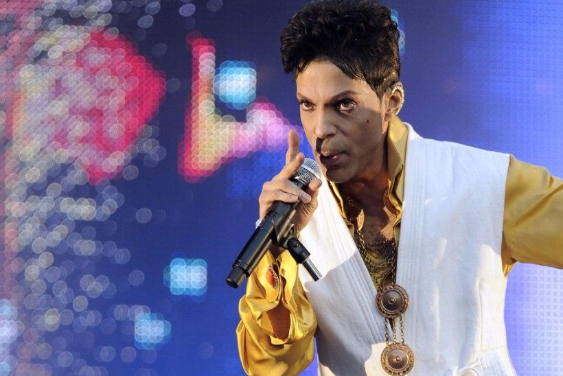 Prince'i verest leiti tohutu suurel määral narkootikumi