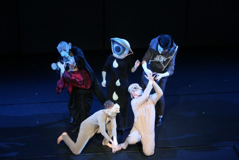 TEATRIAUHINNAD: parima naisnäitleja tiitel läks Vanemuisesse, parima meesnäitleja tiitel Draamateatrisse