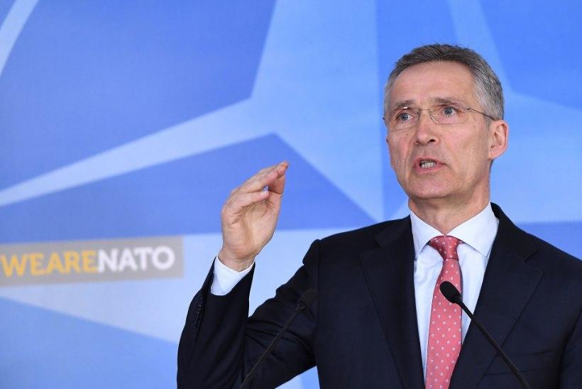 NATO viskab venelasi välja, Lavrov süüdistab ameeriklasi