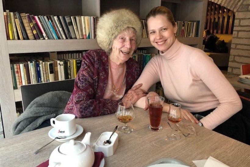 KATRIN LUSTI BLOGI | Miks politsei ei uuri 91-aastase Nelly Lume petmist?