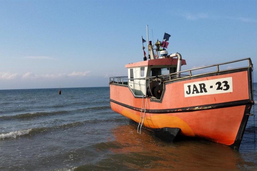 Eesti mereala sai kaitse laevadega levivate võõrliikide eest