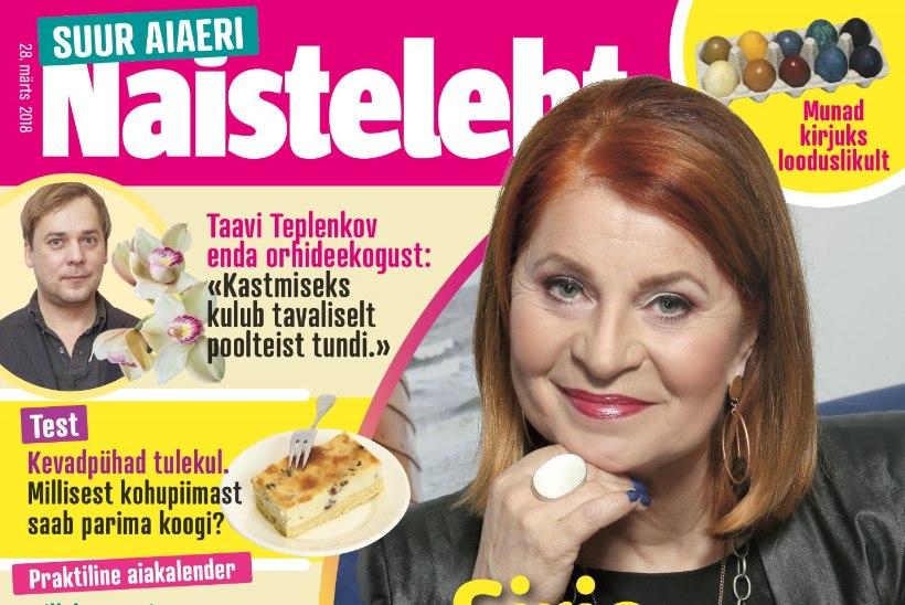 TV3 uudisteankrul Sirje Eesmaal on üks eriti kuninglik hobi!