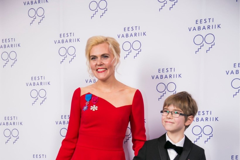 Palju õnne! Julia Laffranque sai kolmandat korda emaks: vanemad vennad võtsid uue pereliikme vastu suure õhinaga